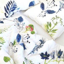 pościel kwiatowy sen white pocket