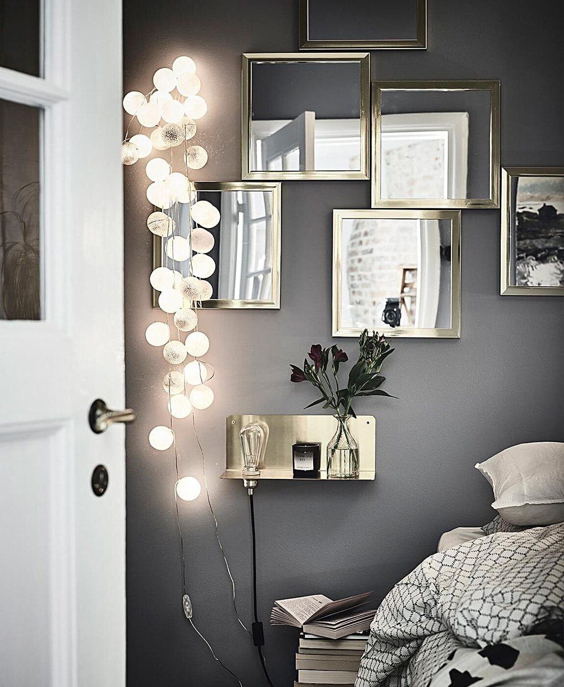 DIY w Twojej sypialni: Cottonballs