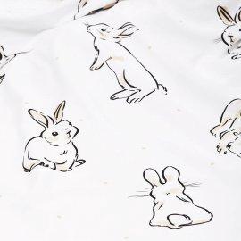 pościel w króliczki