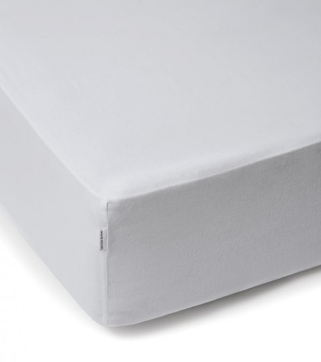 white fitted sheet white pocket
