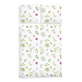 meadow bedding white pocket