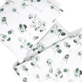 posciel white pocket eukaliptus