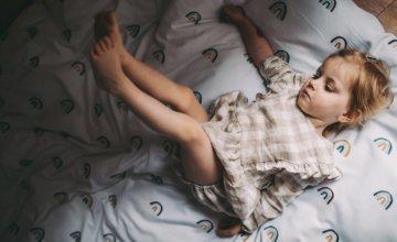 dziecko nie chce spać