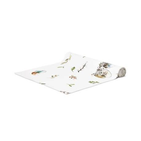 bieznik wielkanocny pisanki white pocket
