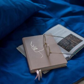 pościel koaltowa bawełniana white pocket