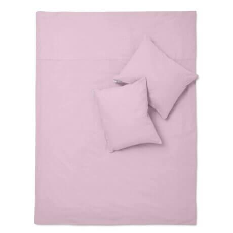 lila róż pościel liliowa white pocket