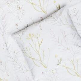 pościel alpejskie kwiaty white pocket