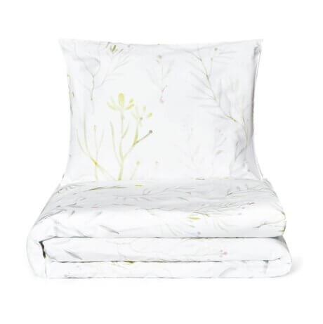 pościel kwiaty alpejskie white pocket