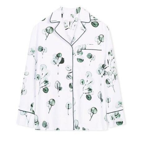 koszula od piżamy eukaliptus