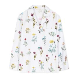 koszula od piżamy polne kwiaty