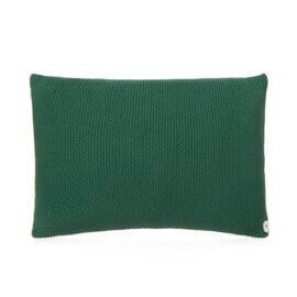 zielon apoduszka dekoracyjna white pocket